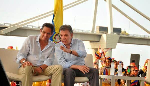 Vicepresidente Vargas Lleras: El puente 'Pumarejo' transformará infraestructura vial del Caribe colombiano