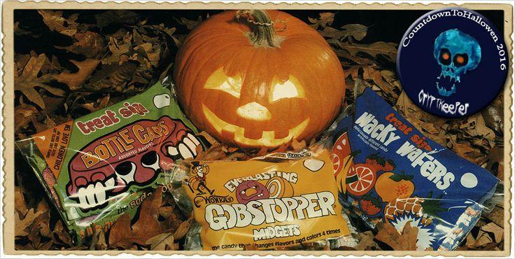 Halloween 1978 - Bottle Caps Gobstoppers Wacky Wafers