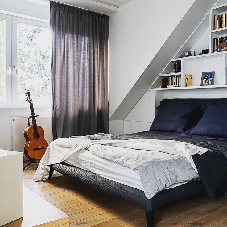 Bedroom #bedroom #interiors #interiordesigner #bed #homedecor #homedesign #sypiialnia #lozko #projektowanie #Wnętrza #architekt #warszawa #meble