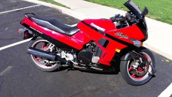 Kawaskai Ninja 750 | 1989 750 Kawasaki Ninja Motorcycles For Sale