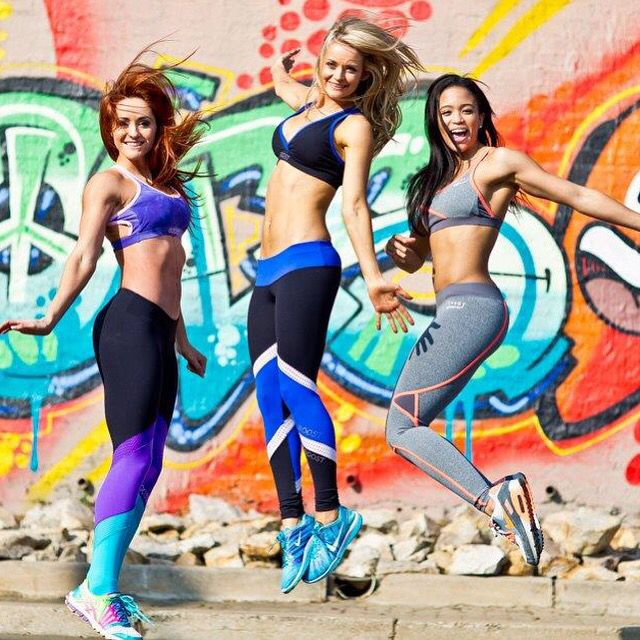 WBFF DIVA WEEK with the Pros www.boostgymwear.co.za