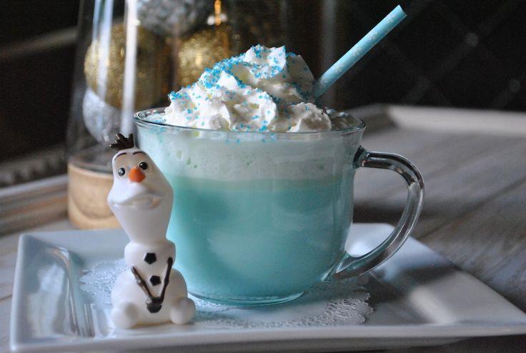Chocolat reine des neige (très sucré)