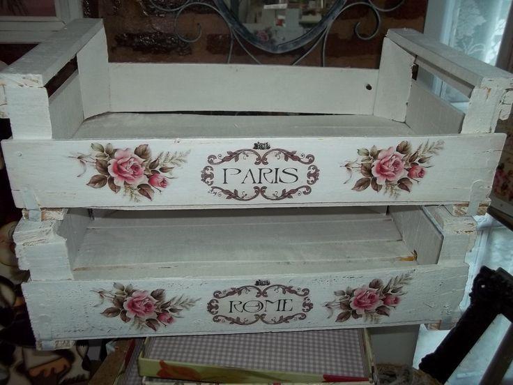 pinterest listonrsde cajones de madera pintados yahoo image search results