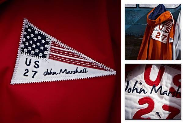 """#John #Marshall #Tigers #Lowell #North #sail #master. Se una #bandiera a #stelleestrisce è  il tuo simbolo, può significare due cose: uno, che la bandiera l'hai fatta sventolare come pochi; due, che ne hai incarnato i valori. Per un laureato di chimica che decide di dedicarsi alla vela, diventando campione olimpico e velaio, valgono entrambi le opzioni. John Marshall affermò """"Voglio fare vela seriamente""""; vinse un bronzo alle Olimpiadi di Monaco e diventò il maestro velaio di #NorthSails"""