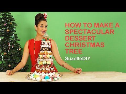 SuzelleDIY: How to make a spectacular dessert Christmas tree - All 4 Women