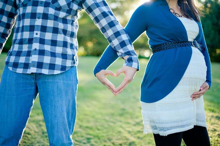 Ideias para registrar a gravidez