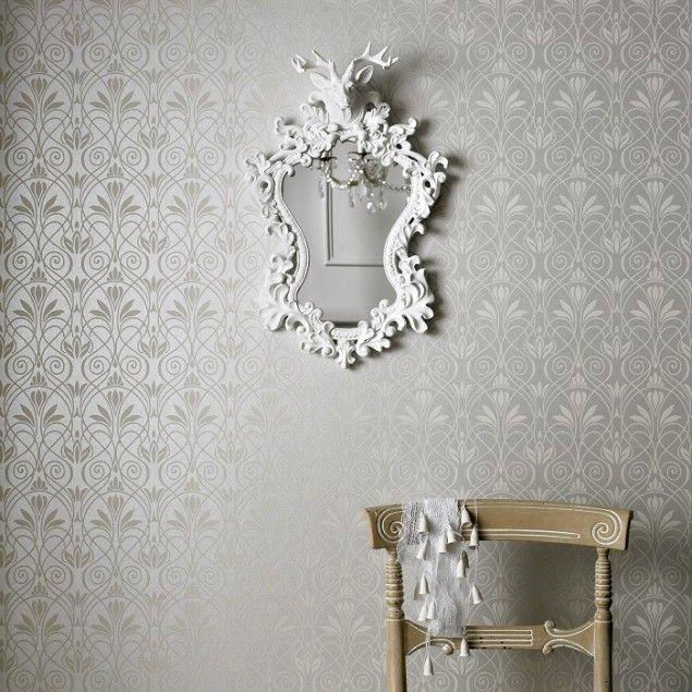 Vanhempien makuuhuoneen tapetti: Graham and brown, mystical wallpaper.