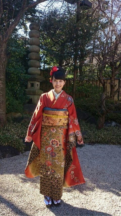 成人の日\(^^)/の画像 | ももいろクローバーZ 百田夏菜子 オフィシャルブログ 「でこちゃん日記…