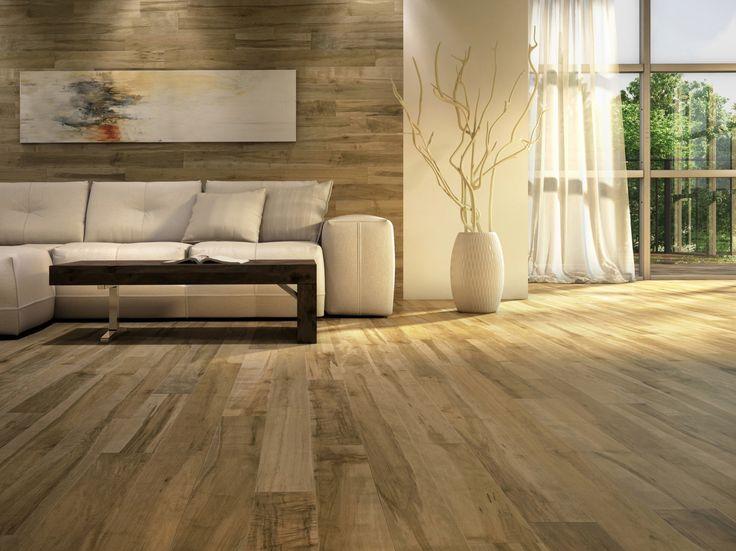 Pure Genius : Un plancher de bois franc purificateur d�air!