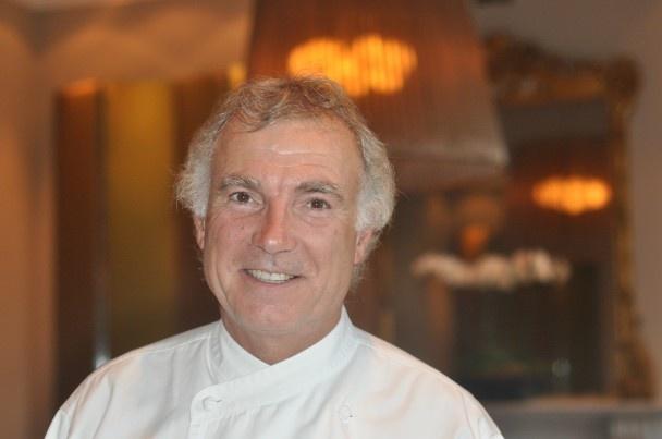 Chef Jacques Reymond