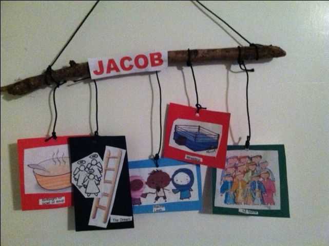 63 best sunday school at the synagogue images on pinterest for Jacob and esau crafts