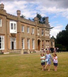 Nonsuch mansion in Nonsuch Park, Surrey