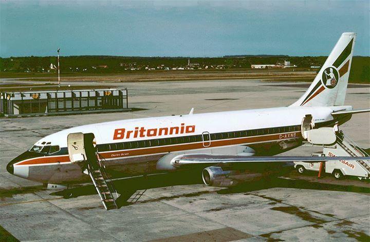 BOEING 737-204C,G-AXNB,BRITANNIA AIRWAYS,21.9.80,Basel