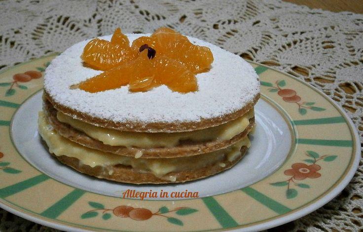 SABLE' DI CLEMENTINE http://blog.giallozafferano.it/allegriaincucina/sable-di-clementine/