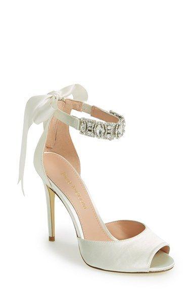 The perfect wedding shoe! Enzo Angiolini 'Nordia'