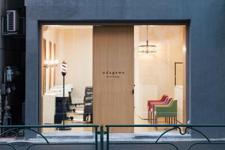 Shop Design / Salon