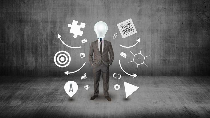 Creative Ideas - Prezi Template
