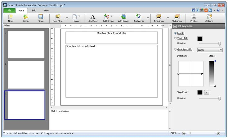 The Free Presentation Software You've Been Looking For: Express Points Presentation Software