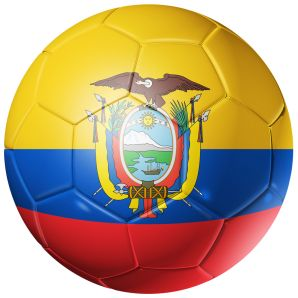 Ecuador Football FlagFLAGS OF THE WORLD : More Pins Like This At FOSTERGINGER @ Pinterest