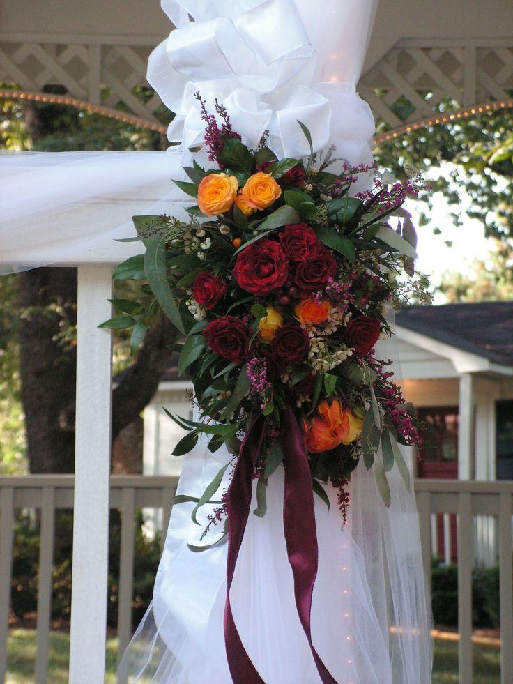 7 Best Wedding Gazebo Decor Images On Pinterest