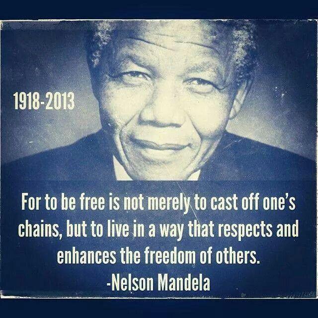 Nelson Mandela Nelson Mandela Mandela Freedom