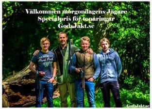 Album: 15 Maj 2015 GodsJakt.se Jägarexamen<br /> 36 Photos