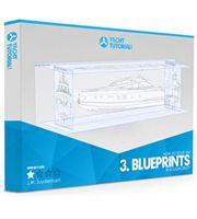 SOLIDWORKS® Yacht Course - Module #3 - Blueprints Tutorial