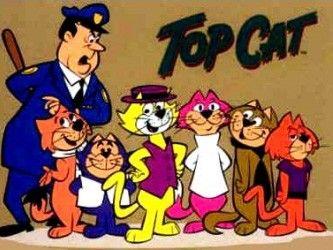 topcat | Top Cat TV Series (1961 - 1962) - I really love love love Top Cat. xxoo