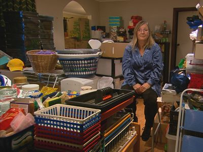 Cluttered lives of hoarders