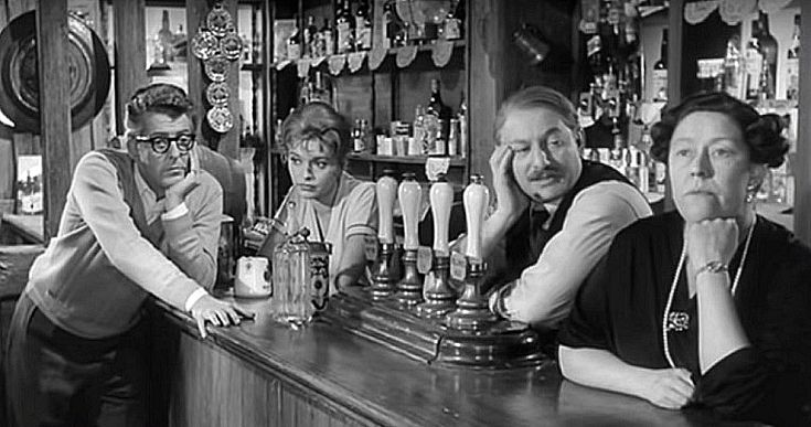 Directed by C.M. Pennington-Richards.  With Peggy Mount, David Kossoff, Leslie Phillips, Glyn Owen. A London couple apply to run a country inn and discover that someone doesn't want them to make a success of it.