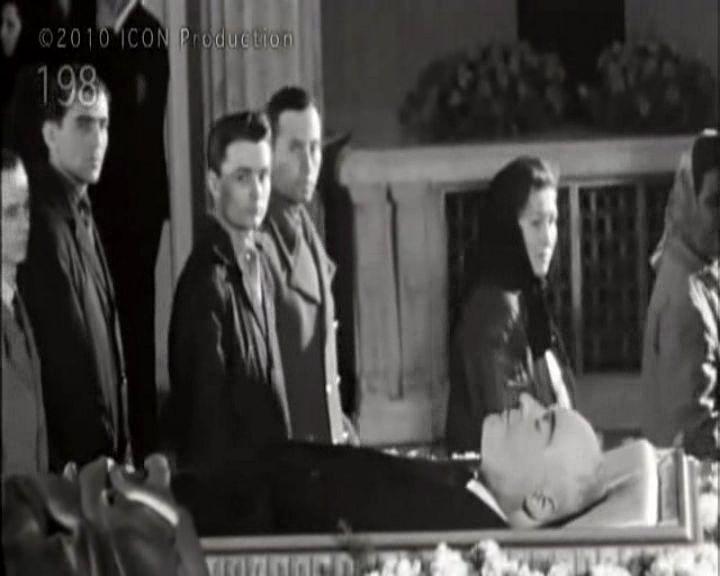 Dej funeral, 1965.