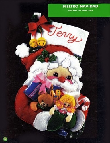 1000 images about manualidades fieltro on pinterest natal navidad and reindeer - Imagenes de manualidades ...