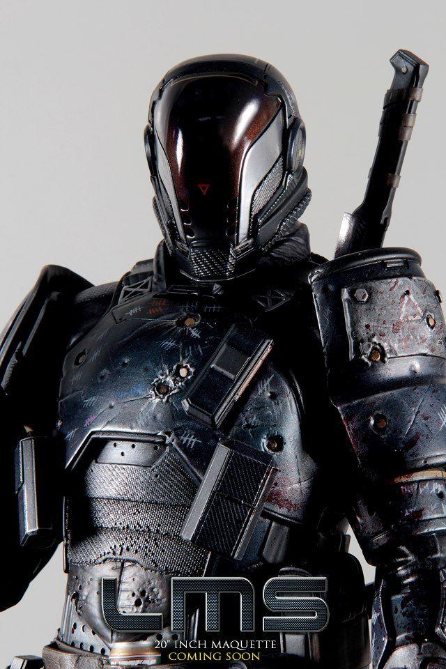 Futuristic warriorcyberpunk armors futuristic armors 9001350 scifi