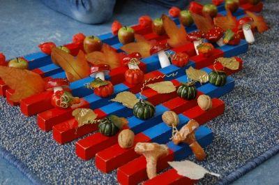 herfst met de rekenstokken - MontessoriNet
