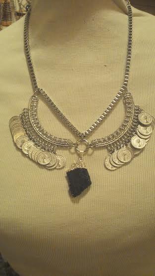 Collar turmalina - Collares - Bijouterie - 800676