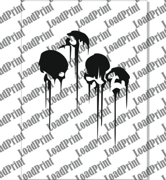 2x Dbd Dead By Daylight Logo Skull 2x Svg File Clipart Png Eps Dfx Scrapbooking Cutfile Stic Dibujos Para Arte Arte Dibujos