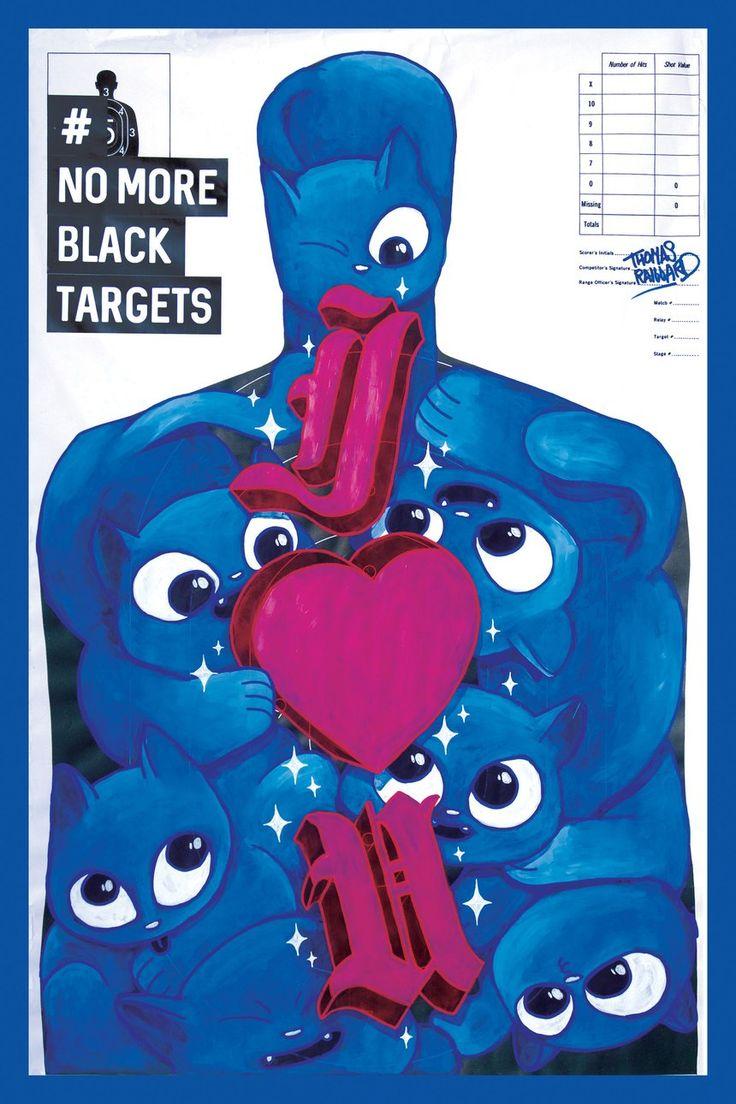 No More Black Targets https://www.dandad.org/awards/professional/2017/outdoor-advertising/25726/no-more-black-targets/