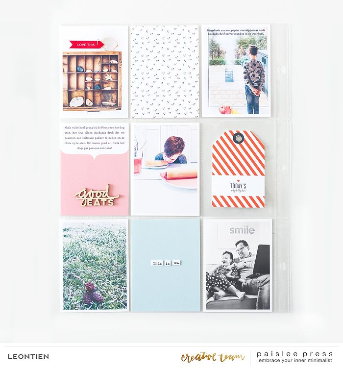 paislee press creative team inspiration | a love story