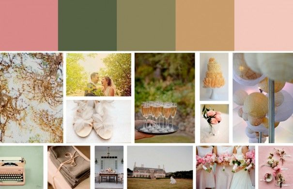 Perfect Palette: Sweet Vintage Pink