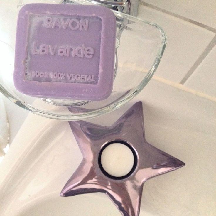 Lilac | Lavender | Candel | Star