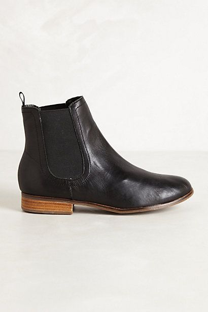 Anthropology Dolce Vita black booties $129