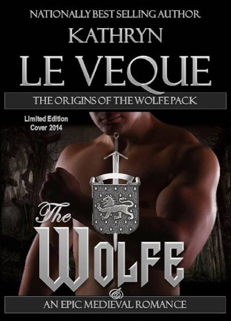 Warrior Woman Winmill: The Wolfe, ( The Origins of The Wolfe Pack) by Kathryn Le Veque. My Review.