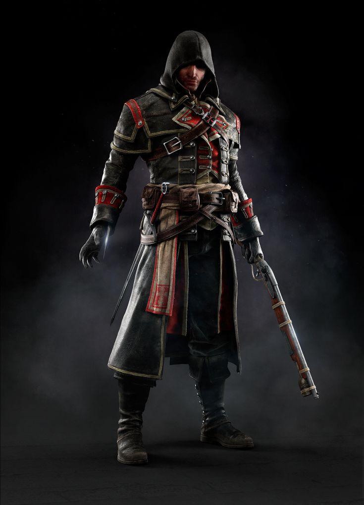 Amazon.com: Assassin's Creed Rogue- Xbox 360: Video Games