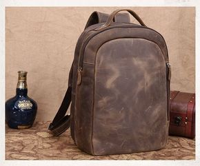 One of the most coolest looking amazing leather backpack for men and women both which will last atleast lifetime from #highonleather. #leatherbag #leather #backpack #leatherbackpack #mensbackpack #backpacks #genuineleather #leatherfashion #menswear #travelwear #collegebag #collegewear #vintagebag #bag #bagsonline #instabag #travelfashion #collegefashion #mensbag #womensbag #womenswear #laptopbag #fashionbag #mensfashion #instafashion #giftidea #giftsforhim #onlinegifts #2016trends