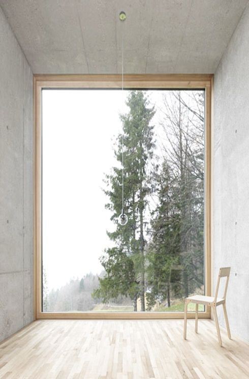 COS | Things | Haus Rüscher love the full window. Maybe bedroom