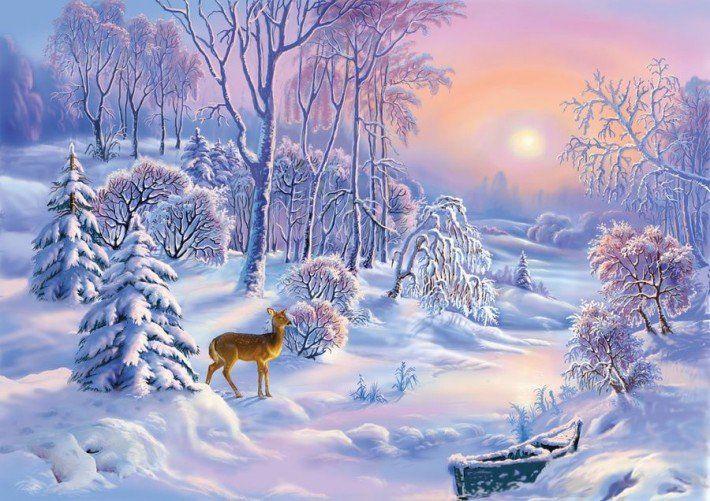 Прекрасная зимняя сказка. Обсуждение на LiveInternet - Российский Сервис Онлайн-Дневников