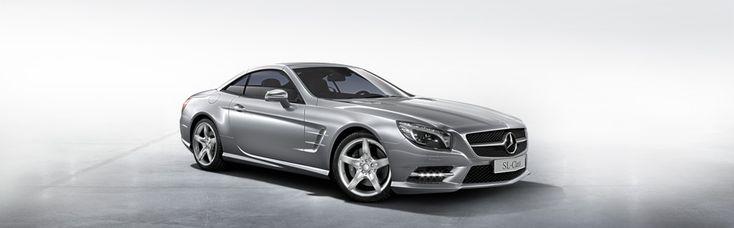 Mercedes-Benz Clase SLK Roadster - Wishlist