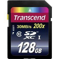 Transcend Premium SDXC-kaart 128 GB Class 10  De Ultimate SDXC Class 10 kaarten van Transcend zijn ideale producten voor de huidige high-end SDXC-compatible digitale spiegelreflexcamera's en HD-camcorders met een opslag... Klik verder voor meer info.  EUR 57.99  Meer informatie