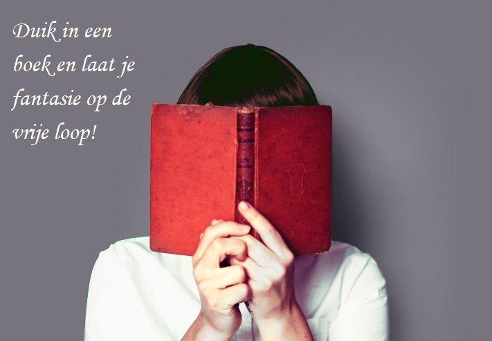 Maak lezen één van je goede voornemens voor 2015;) http://www.zalando.nl/goede-voornemens-meer-lezen/