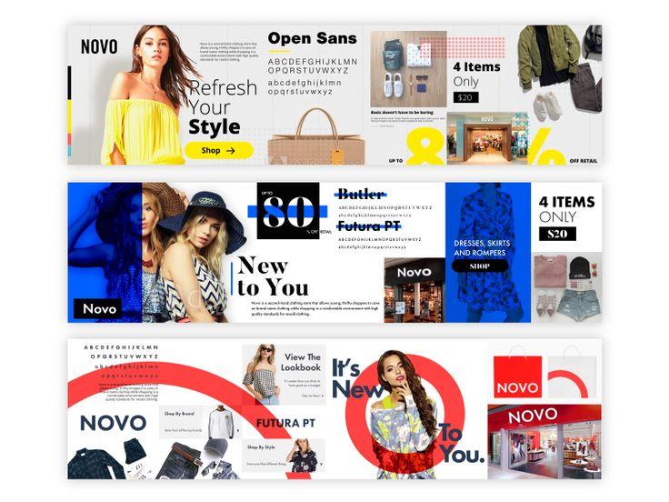 Stylescape Graphic Design: Novo Stylescapes - Brand Identity Design